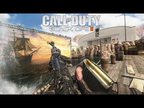 Black Ops 2 - Firing Range (Studio) Gameplay