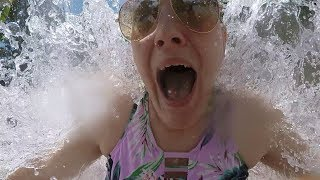 First Disney Water Park Trip Of The Season & It Was Awesome!! | Typhoon Lagoon 2018