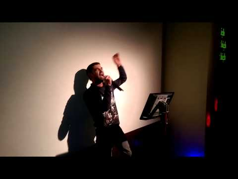 Karaoke first timer