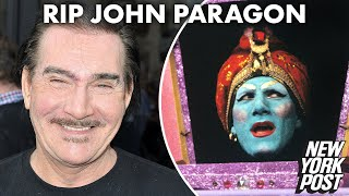 'Pee-wee's Playhouse' star John Paragon dead at 66 | New York Post