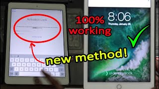 Tested ✔ Unlock iCloud activation lock 100% Working! | iCloud activation lock bypass
