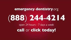 24 Hour Emergency Dentist Ann Arbor, MI - (888) 244-4214