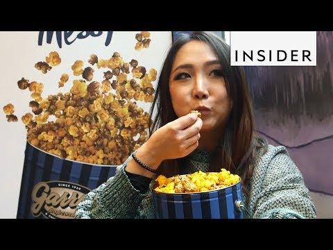 Garrett Popcorn Mix