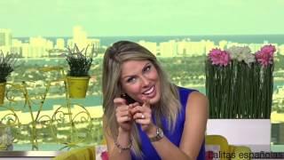 Lali Esposito - Entrevista en Miami #LaliEnTrendiando
