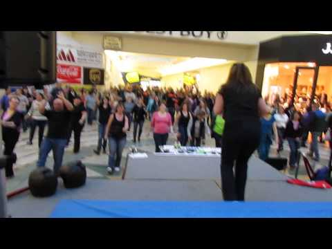 BOKWA at the Maine Mall with Studio Fit Maine