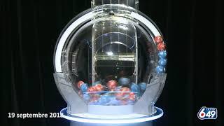 Vidéo des tirages - Lotto 6/49