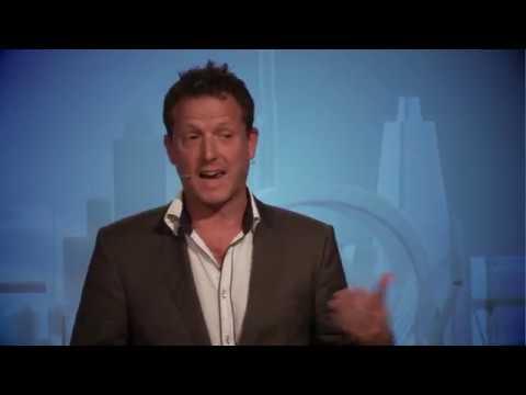 Tony Bosma - Speakers Academy