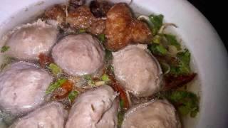 Resep Membuat Bakso Daging Ayam Kenyal dan Kuahnya Yang Lezat