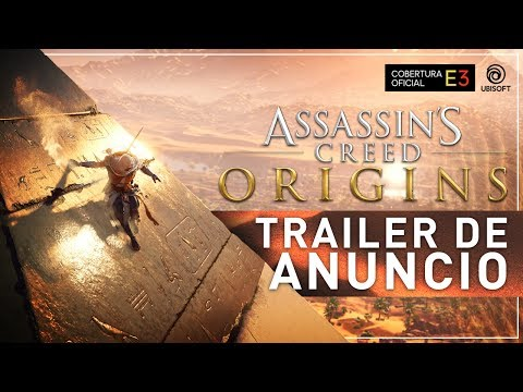Thumbnail: Assassin's Creed: Origins - E3 2017 Trailer Oficial Premiere Mundial