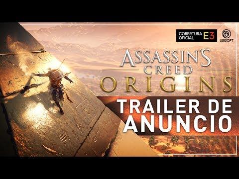 Assassin's Creed: Origins - E3 2017 Trailer Oficial Premiere Mundial