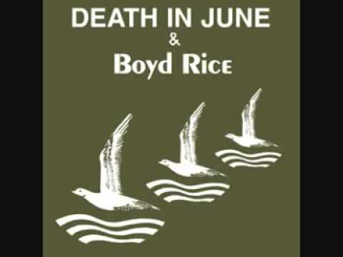 Death In June  Boyd Rice - Alarm Agents - Storm on the Sea Out Beyond Land mp3