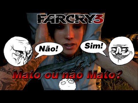 Os 2 Finais de Far Cry 3
