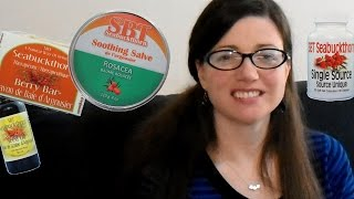 Do sea buckthorn rosacea skin care products work? | Rosy JulieBC