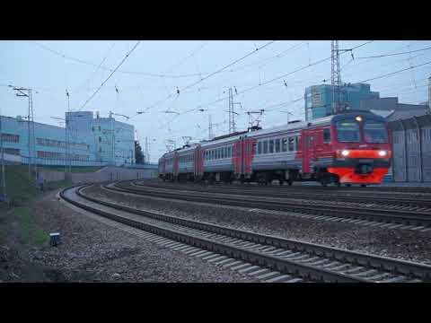 Электропоезд ЭД4МК-0052