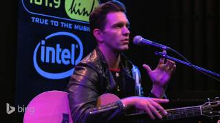 Andy Grammer - Interview (Bing Lounge)
