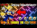 THERE ARE SPECIAL STAGE REQUIREMENTS TO EZA RETREAT GOKU & VEGETA! | DBZ DOKKAN BATTLE
