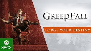 GreedFall - Forge your destiny September 10