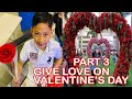 GIVE LOVE ON VALENTINE'S DAY BABY VINCENT IN MANILA PART 3