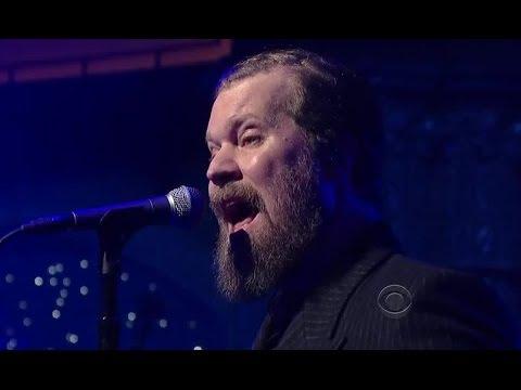 "[HD] John Grant - ""GMF"" 1/8/14 David Letterman"