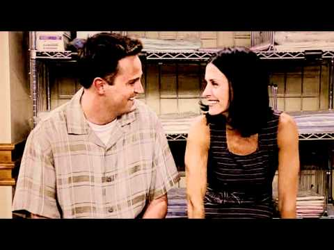 young, dumb, and in love | chandler & monica