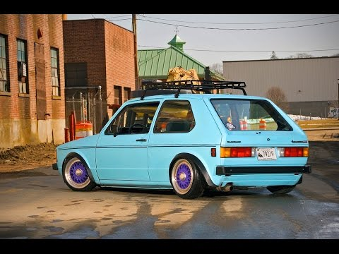 SLAMMED SOCIETY | VW RABBIT GTI