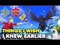 Things I Wish I Knew Earlier In Pokemon Sword & Shield (Tips & Tricks)