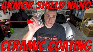 Armor Shield IX Nano Ceramic Coating Review, Application, and Results!