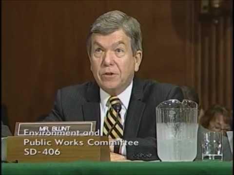Senator Blunt