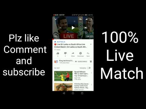 Watch you streaming online cricket match live in hindi sony tv