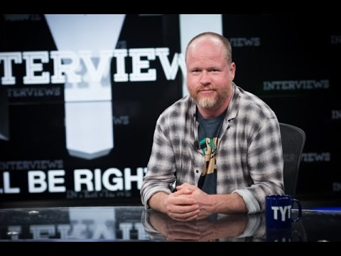 Joss Whedon Interview with Cenk Uygur on The Young Turks