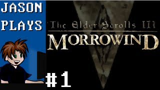 The Elder Scrolls III: Morrowind [#1] - New In Town