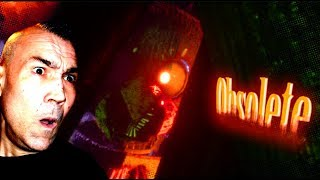 FNAF MEETS HORROR | OBSOLETE: AFTER THE ACCIDENT | LET'S PLAY INDIE HORROR | FACECAM