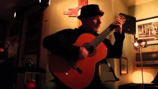 Pavane no. 1 - Luis Milan  (Michael Lucarelli, guitar)