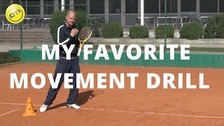 Tennis Movement Tip #2: High Intensity Shadow Movements