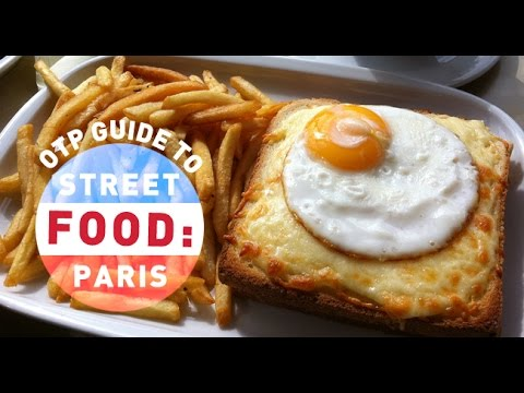 [France Street Food] Street Food Around The World: Paris | N