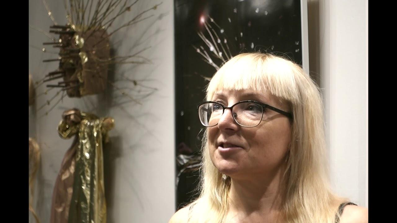 Galeria BTL: Joanna Hrk - Maska artystyczna: Herni & Company, 2020