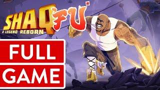 Shaq Fu: A Legend Reborn [099] PC Longplay/Walkthrough/Playthrough (FULL GAME)