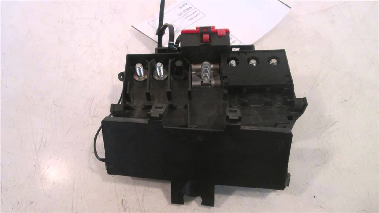 maxresdefault 2002 mercedes c230 battery terminal fuse box 2035450803 mbiparts  at bayanpartner.co