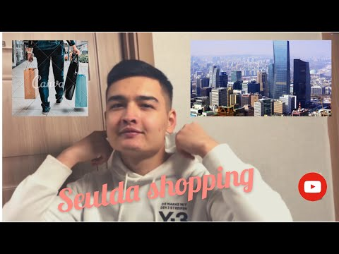 Seulda Shopping Vlog N3 A Day In The Life In Seoul
