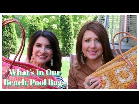 what's-in-our-beach/pool-bags-(2018)-|-the2orchids
