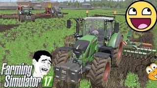farming simulator 17 fendt w rosji 5 siew i kultywacja z dawką beki sztynks mafiasolec team