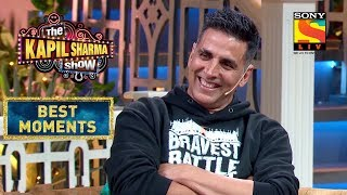 Akshay Questions The Writer | The Kapil Sharma Show Season 2 | Best Moments