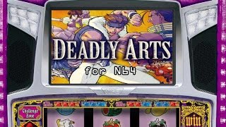 Review - Deadly Arts (N64)