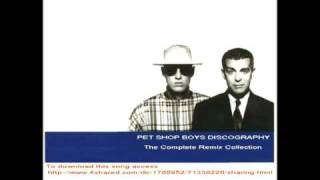 Pet Shop Boys - Can You Forgive Her (Swing Version)