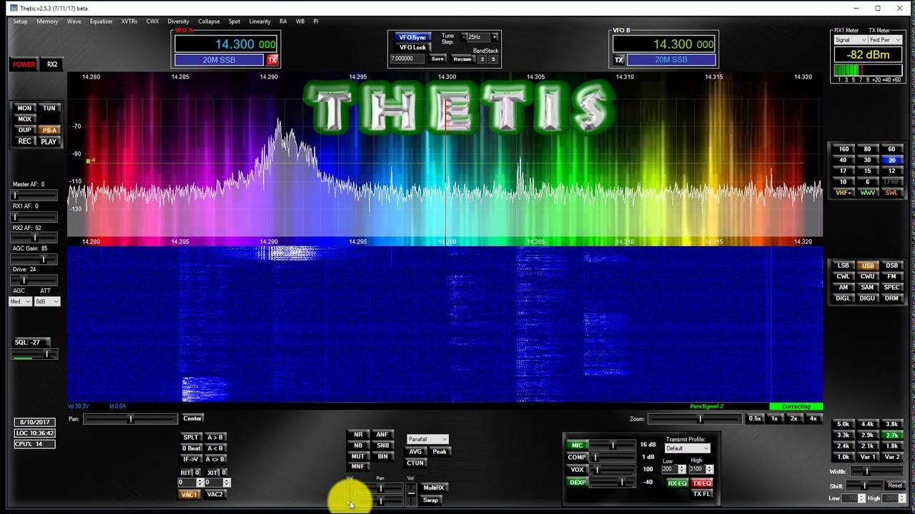 HPSDR Thetis