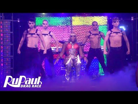 'Super Queen' Performance ft. Monét, Monique, Naomi & Trinity | RuPaul's Drag Race All Stars 4