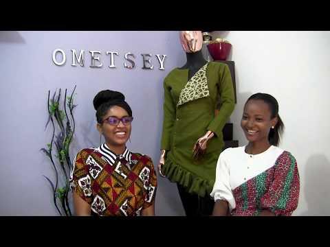 Ometsey and Fashion in Ghana | Dagny Zenovia