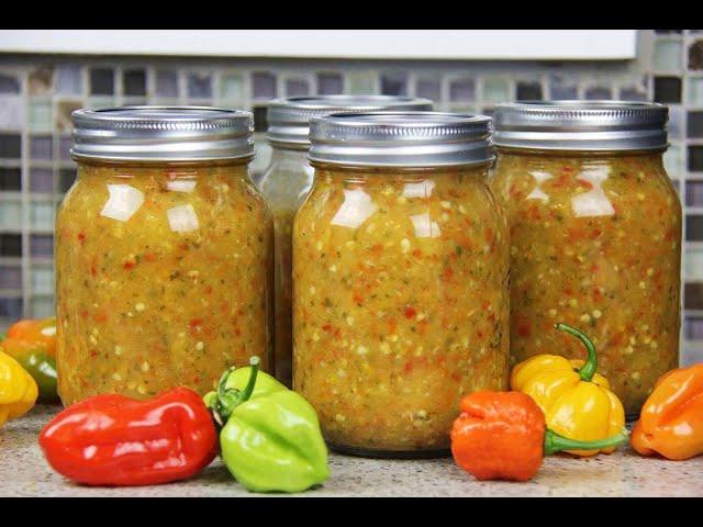 Caribbean Lime Lemon Pepper-Sauce (hot sauce) | CaribbeanPot.com