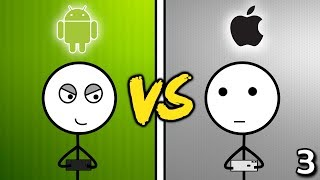 Android Gamers VS iOS Gamers (The Last Ride)
