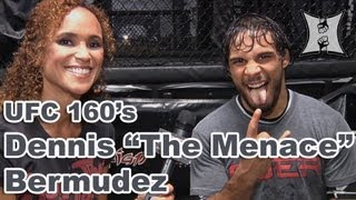 UFC 160's Dennis Bermudez on Holloway Bout, Split Decisions